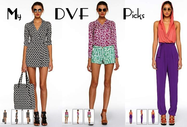 Credit to DVF.com for the photographs